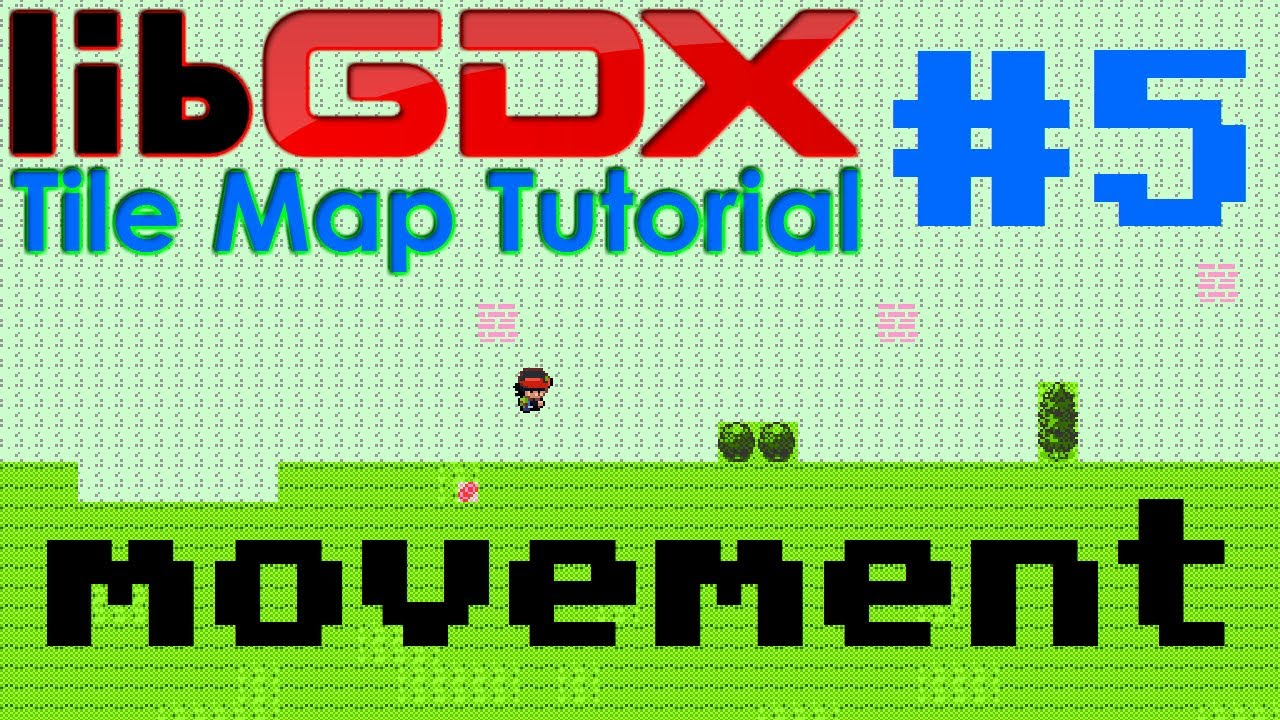 Java tiled map game libgdx episode 5 moving the player youtube tyukafo