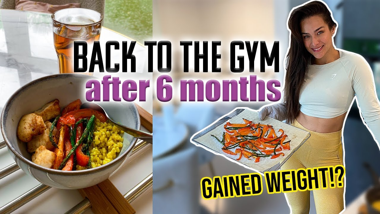 Gained Weight & Struggling going back to the GYM   after lockdown