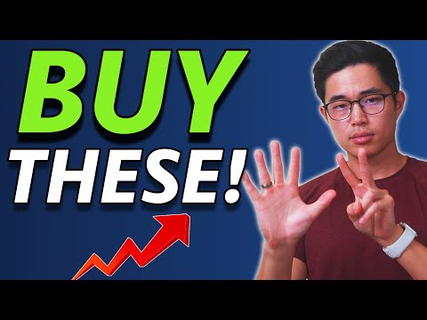 The 7 TOP Stocks To Buy in October 2021 (High Growth)