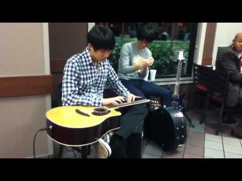 (Erik Mongrain) Airtap (Live) - Paul Yoon