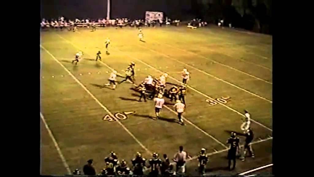 Brackett tiger football highlights 39 2004 39 05 youtube for Brackett watches