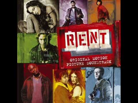 Rent - 17. La Vie Boheme B (Movie Cast)