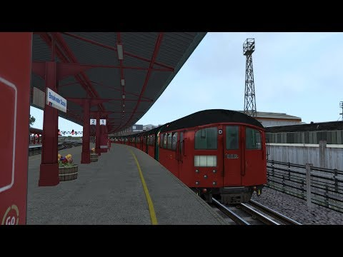Train Simulator 2018   The London Transport Heritage Collection   1938 Tube Stock HD