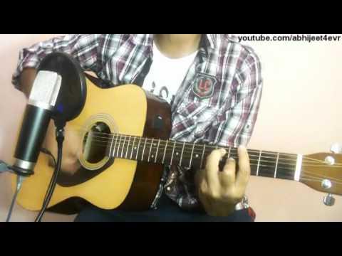 jo bhi main rockstar acoustic guitar cover tutorial link below youtube. Black Bedroom Furniture Sets. Home Design Ideas