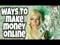 Easy Ways To Make Money From Home Quickly | Online Jobs From Home