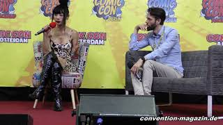 Full Panel with Bai Ling German Comic Con Berlin 2019