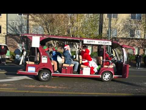2015 Olympia Downtown For The Holidays Parade