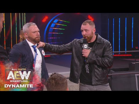 Jon Moxley Should Have Been a Lawyer | AEW Dynamite, 8/27/20