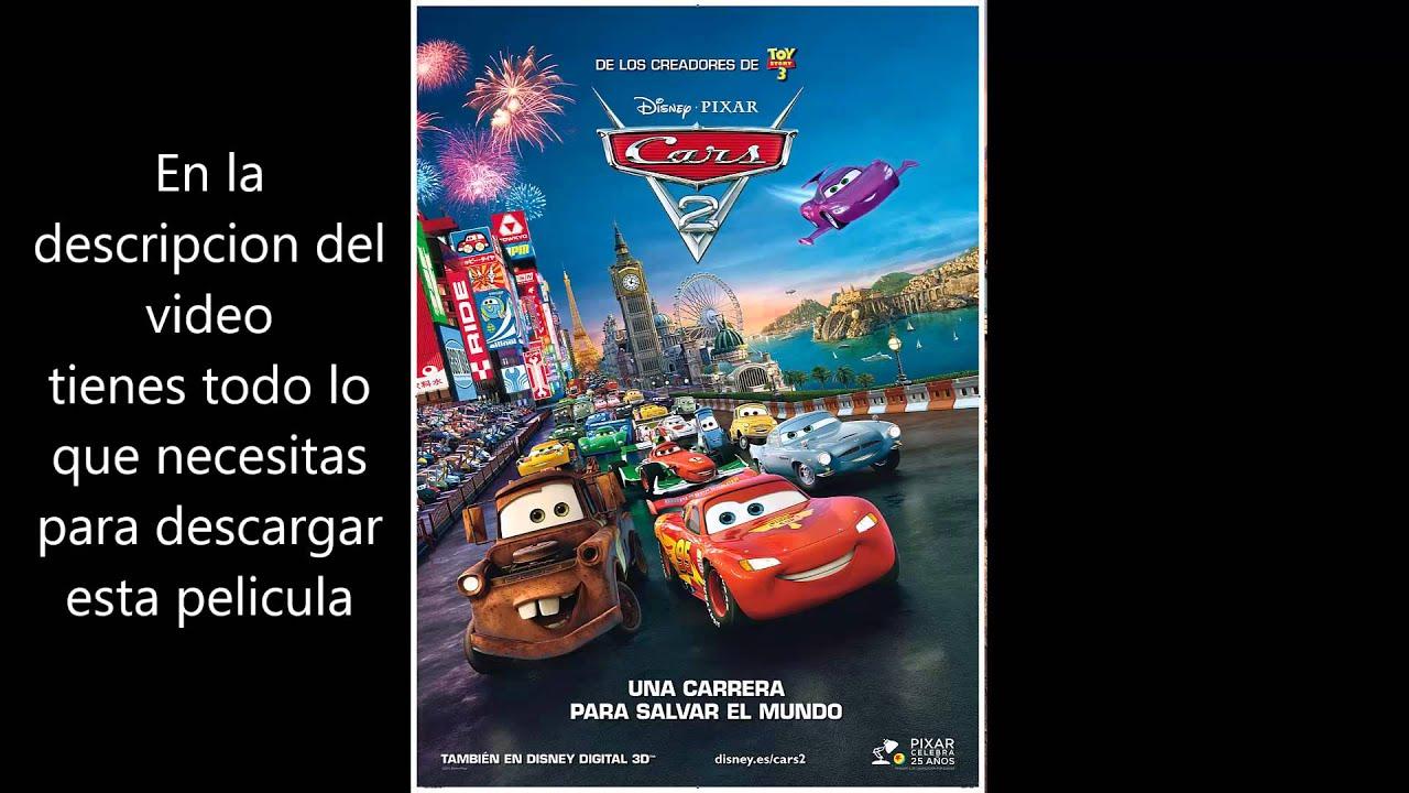 Descargar Cars 2 Dvdrip Latino Hf Youtube
