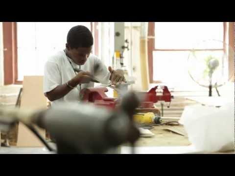 Pratt Sponsors Haitian Artist