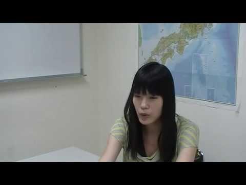 職員洪佳宜訪談-關於在櫻花日語高雄校工作 - YouTube