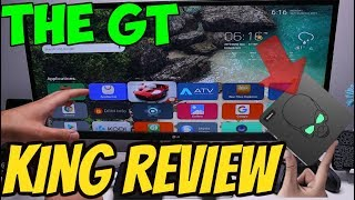 BEELINK GT King - THE KING OF ANDROID BOXES REVIEWED?