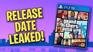 GTA 6 - NEW LEAKS! Release Date, Trailer, Gameplay, Map Location & MORE!