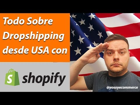 Como Hacer Dropshipping En USA Con Shopify