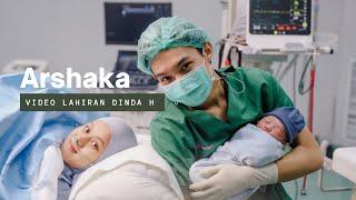 Cerita Kelahiran Arshaka Dinda Hauw Rey Mbayang MP3