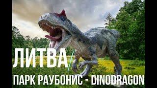Выходные в Литве,Парк Раубонис ,Raubonių parkas c Владимиром Волошиным