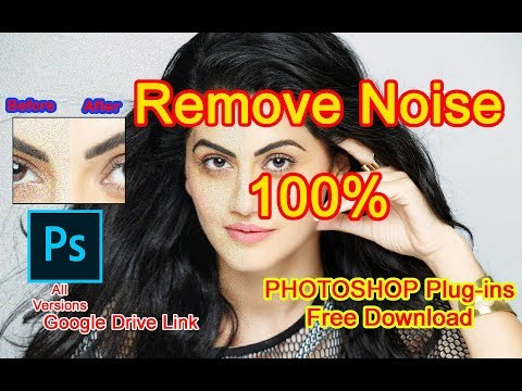 How To Remove Noise Photoshop Plug-ins Free Download With Key. Imagenomic (Noiseware Portraiture)