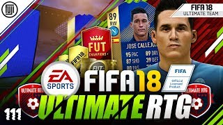 TOTS CALLEJON UNLOCK MISSION!!! FIFA 18 ULTIMATE ROAD TO GLORY! #110 - #FIFA18 Ultimate Team