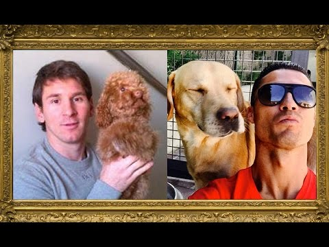 15 Footballers And Their Pets