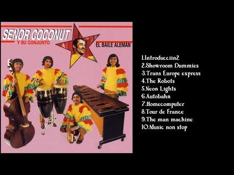 Señor Coconut - El Baile Alemán || álbum completo