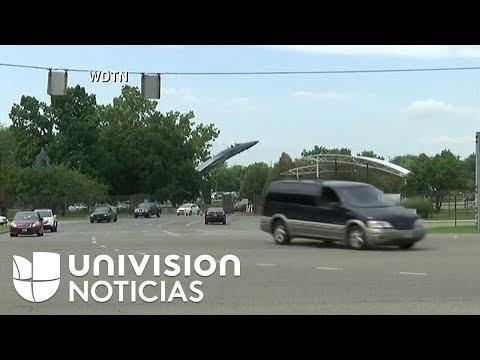 Reportan tiroteo en la base aérea Wright-Patterson en Ohio.