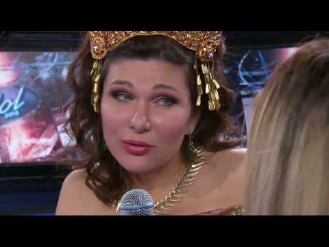Dominika Peczynski bröt tummen i direktsändning av Idol - Idol Sverige (TV4)