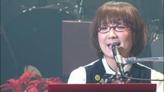 2010.12.25 奥华子 一夜限りのSpecial Session 03. 羽.