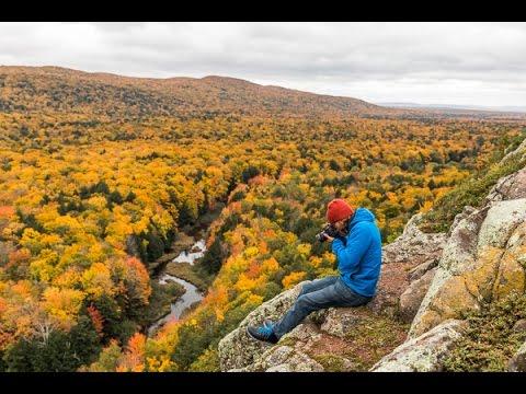 Vlog_47 | Falling for Fall in Michigan's Upper Peninsula