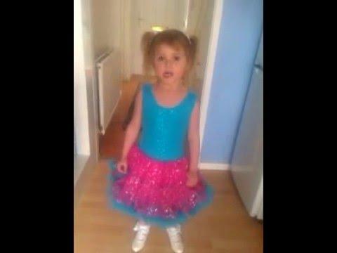 a team lilly sullivan age 5