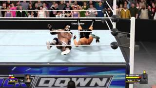 U.S. Champion The Almighty BeNz Vs Rockstar Kreed Friday Night Smackdown! (December. 18th, 2015)