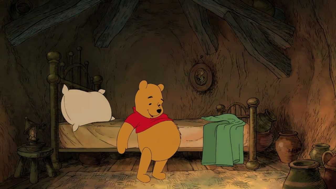 Winnie The Pooh 2011 Trailer Youtube