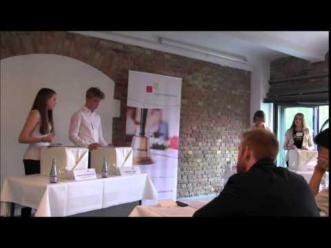 Jugend debattiert - Bundesqualifikation 2015 - Körperkameras