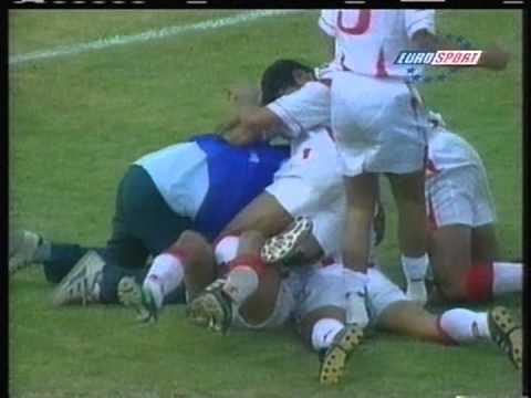 1998 (February 21) Tunisia 1 -Burkina Faso 1 (African Nations Cup)