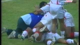 1998 (February 21) Tunisia 1 -Burkina Faso 1 (African Nations Cup)