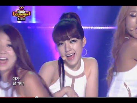 TAHITI - Love Sick, 타히티 - 러브 시크, Show Champion 20130807