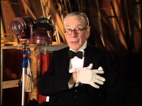 Making of Batman Returns 1992  Alfred Pennyworth Origins