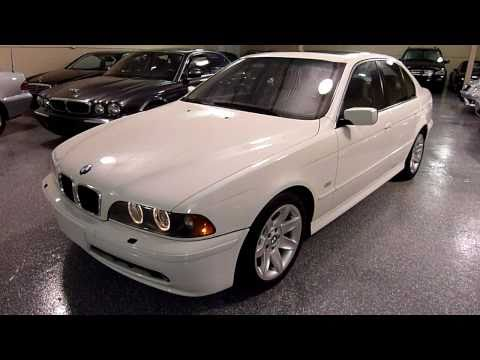 2002 BMW 525i 4dr Sedan Sport Automatic (#2016) SOLD