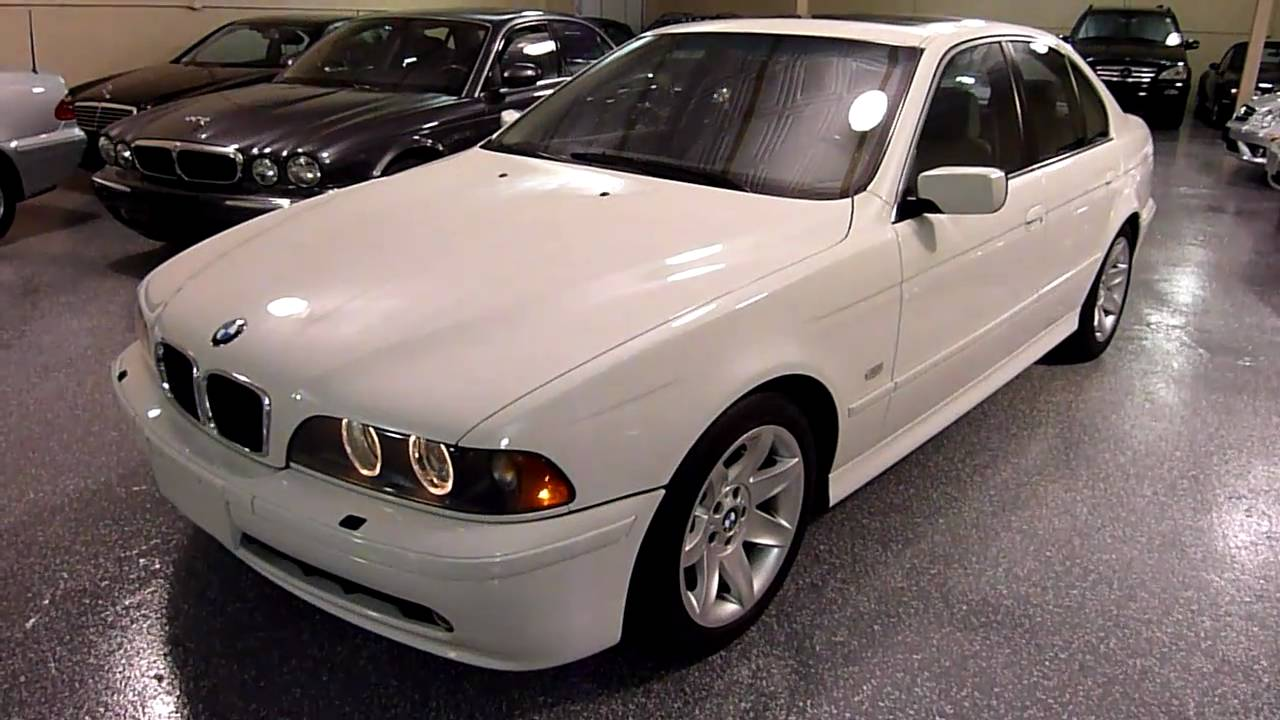 2002 BMW 525i 4dr Sedan Sport Automatic 2016 SOLD  YouTube