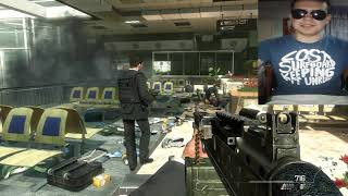 Call of Duty Modern Warfare 2 mision 3 en español latino