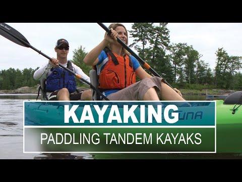 Paddle Tandem Kayak