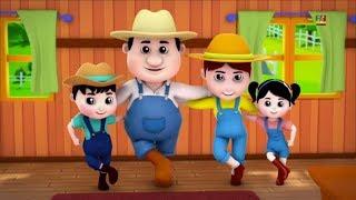 se você está feliz e você sabe disso rimas para crianças canções de bebê New Rhyme If You Are Happy thumbnail