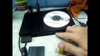 Como Rodar Jogos pela USB do Playstation 2