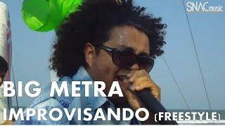 Download BIG METRA   FreeStyle Improvisando  en Escenario Ultra Radio 92.5fm MP3 song and Music Video