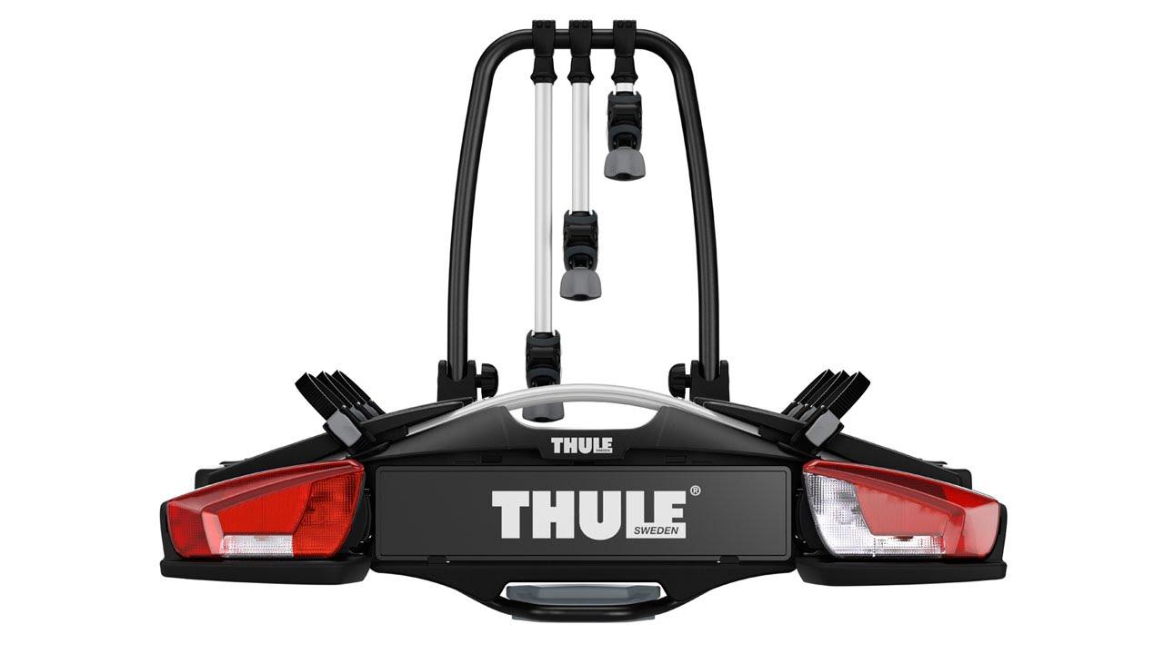 towbar bike rack thule velocompact 926 927