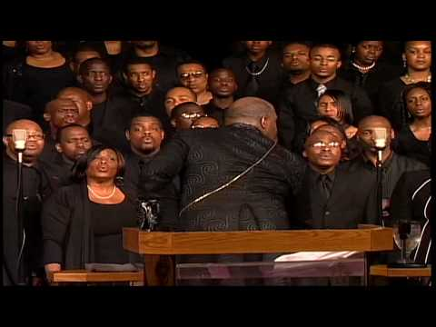 Pastor Marvin L. Winans and Perfected Praise Choir 20 yr. Reunion and  Vicki Winans