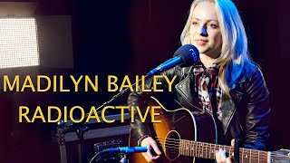 "MADILYN BAILEY ""Radioactive"" Cover from Imagine Dragons on Pure FM"