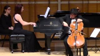 Edgar Moreau, cellist | Chopin Introduction and Polonaise Brillante, Op. 3