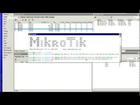 Mikrotik - Wiki - ECMP load balancing with masquerade