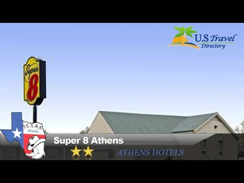 Super 8 Athens - Athens Hotels, Texas