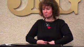 Уроки вокала Елены Кузнецовой -  3 серия (постановка дыхания)